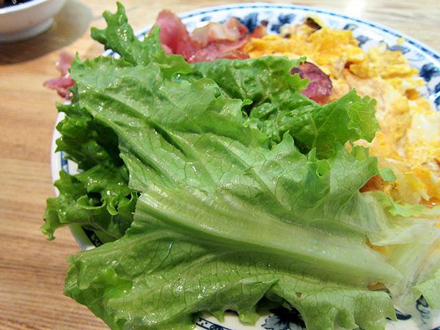 野菜もキッチリ