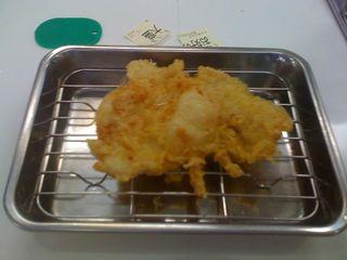 豚肉の天ぷらです