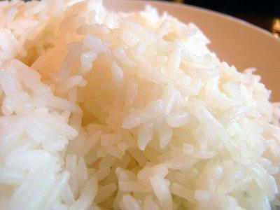 ライスはタイ米のようですね