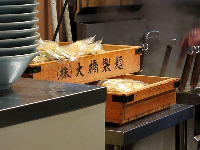 麺は大橋製麺製