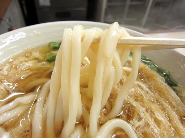 大阪うどん麺