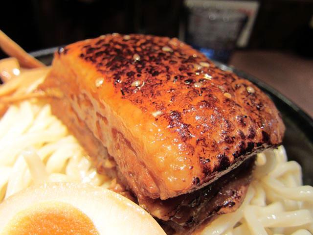 武仁つけ麺の角煮