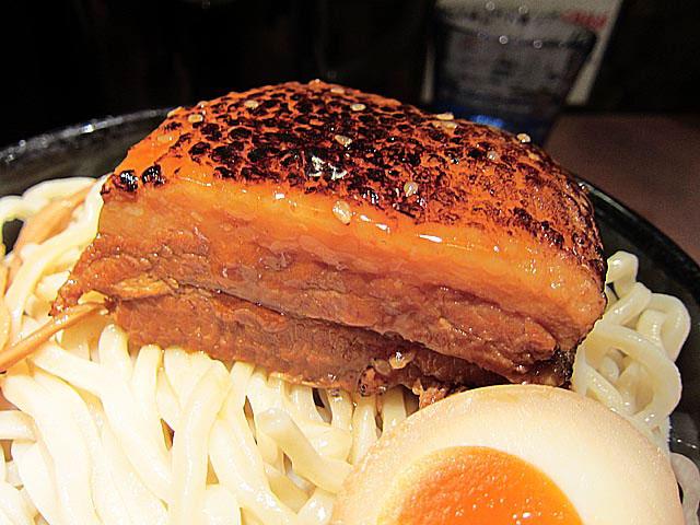 武仁つけ麺の角煮2