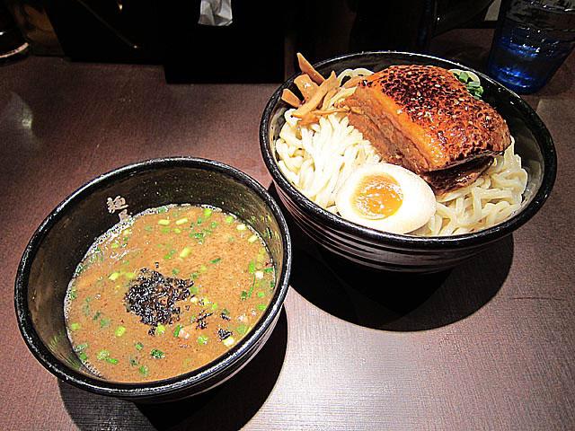 武仁つけ麺1000円