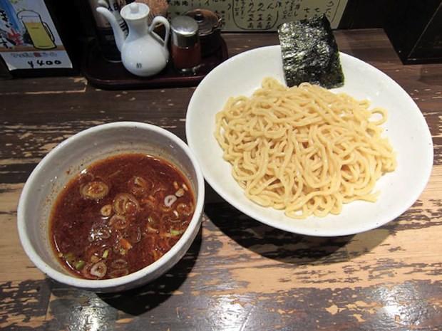 つけそば 黒門(新宿/つけ麺、ラーメン)麻辛丸「マシンガン ...