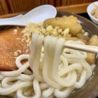 牧のうどんのヤワ麺