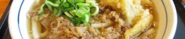 博多うどんの定番!ごぼう天うどんが東京で食べれる!ウエスト町田店